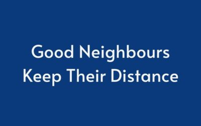 Social capital: in the days of Covid-19, good neighbours keep their distance