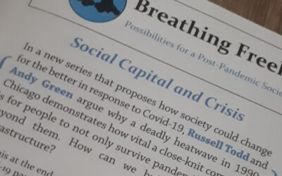 Can Investments in Social Capital Keep Communities Safe?